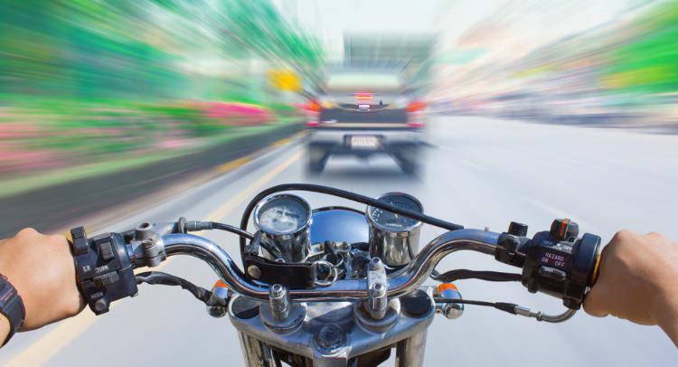 Bild Motorrad Versicherung