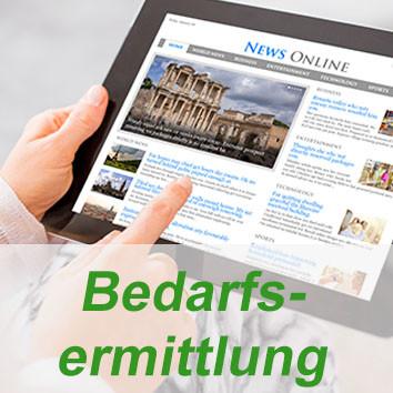 Bedarfsermittlerung Versicherungsmakler Steffen Ueckert