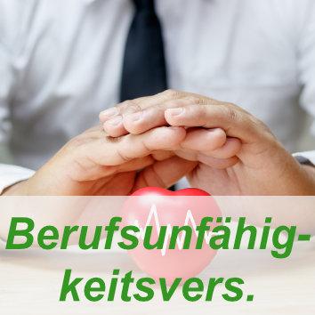Bild Berufsunfähigkeitsversicherung
